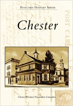 Chester Postcard Book
