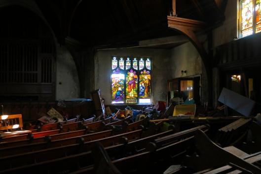3rd Presbyterian Church Chester, Clean Up 2015_-19