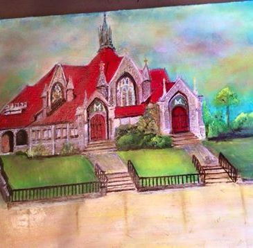 3rd Presbyterian Church by Helen Litwa
